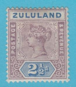 ZULULAND 17 MINT HINGED OG *  NO FAULTS EXTRA FINE  !