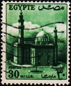 Egypt. 1953 30m S.G.423 Fine Used
