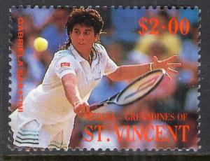 St Vincent Grenadines Bequia 265 Tennis MNH VF