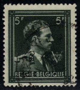 Belgium #360 King Leopold III; used (0.25)