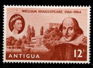 ANTIGUA Scott 151 MH* Shakespeare stamp