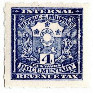 (I.B) Philippines Revenue : Documentary 4c