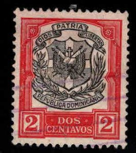 Dominican Republic Scott 180 Used Coat of Arms stamp