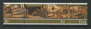 MALTA SG549/51 1975 CHRISTMAS MNH