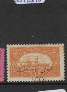 Turkey in Asia Anatolia SC 59 MNH (5dpz)