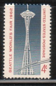 US#1196  Seattle World's Fair(MNH)  CV $0.25