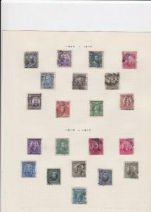 Brazil 1906-16 Stamps Ref 15583