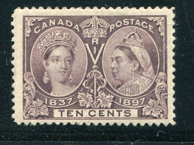 Canada #57  Mint  VF -  Lakeshore Philatelics