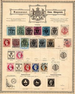 19th EARLY 20th CENTURY OLD TIME COLLECTION FORMED IN PARIS FRANCE