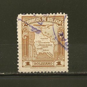 Bolivia C47 Used
