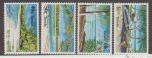 Tuvalu Scott #658-661 Stamps - Mint NH Set