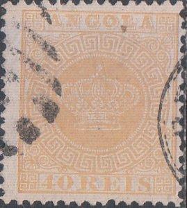 Angola #13 Used