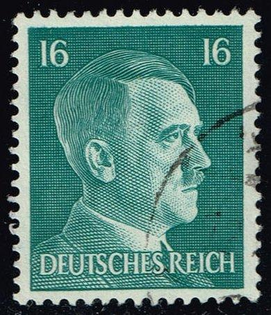 Germany #515 Adolph Hitler; Used (1.50)