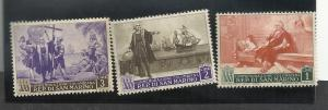 San Marino SC 308-310 MNH VF