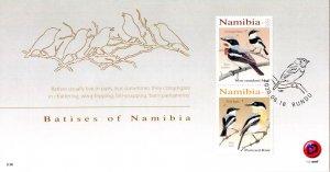 Namibia - 2020 Batises Birds FDC