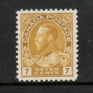 Canada #113 Extra Fine Never Hinged Gem **With Certificate**