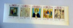 Russia- 6004-08, MNH Set. Cultural Heritage. SCV - $3.50