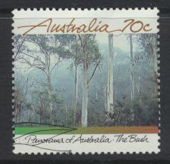 Australia  SG 1164   SC#1101 with First Day Cancel Mountain Ashwood
