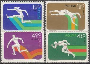 Poland #2083-6  MNH   (K1451)
