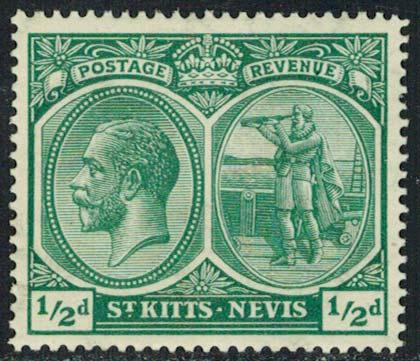 Saint Kitts-Nevis Scott 37