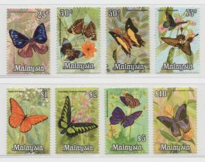 Malaysia - 1970 - SG64-71 - MNH (Harrison Print)