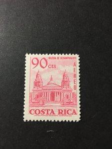 Costa Rica sc C525 MNH