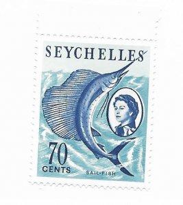 Seychelles #206 MNH - Stamp - CAT VALUE $6.50