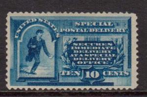 USA #E1 Mint
