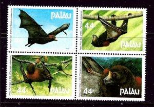 Palau 125a MNH 1987 Bats    (ap3878)