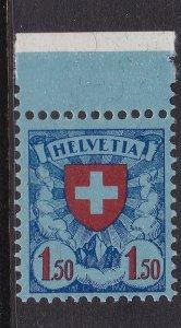 SWITZERLAND^^^^1928   RARER  KEY  MNH  issue  $132.00@ lar4851swiss