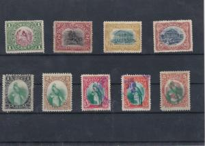 Guatemala 1897 Stamps Ref: R5316