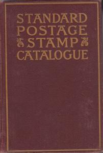 1927 Scott Standard Postage Stamp Catalogue, hardcover.