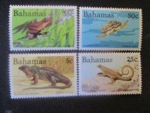 Bahamas #564-67 Mint Never Hinged WDWPhilatelic (H6L8)