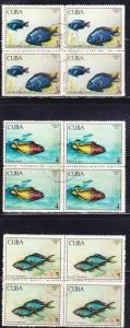 R)1969 CUBA TOPIC  FISH.