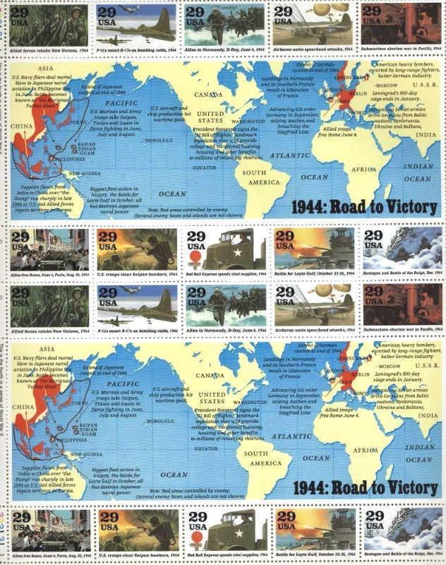 4 Stamp Sheet Seashells Of The World On Stamps 2j-376 Burundi