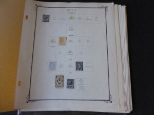 Surinam 1885-1967 Stamp Collection on Album Pages