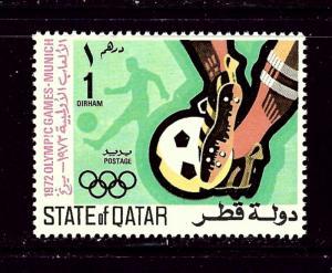Qatar 303 Used 1972 issue