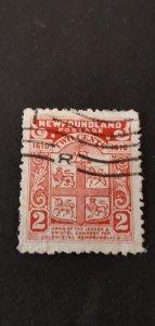 New Foundland #85c Used Rare
