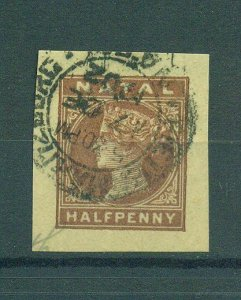 Natal sc# cut out (1) used net $1.50