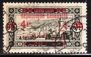 Lebanon 104  -  FVF used