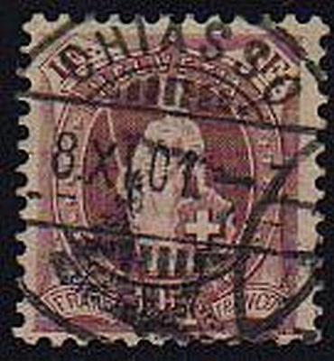 Switzerland #87b Perf 11.5x12  Used  VF