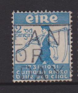 Ireland Sc#84 Used