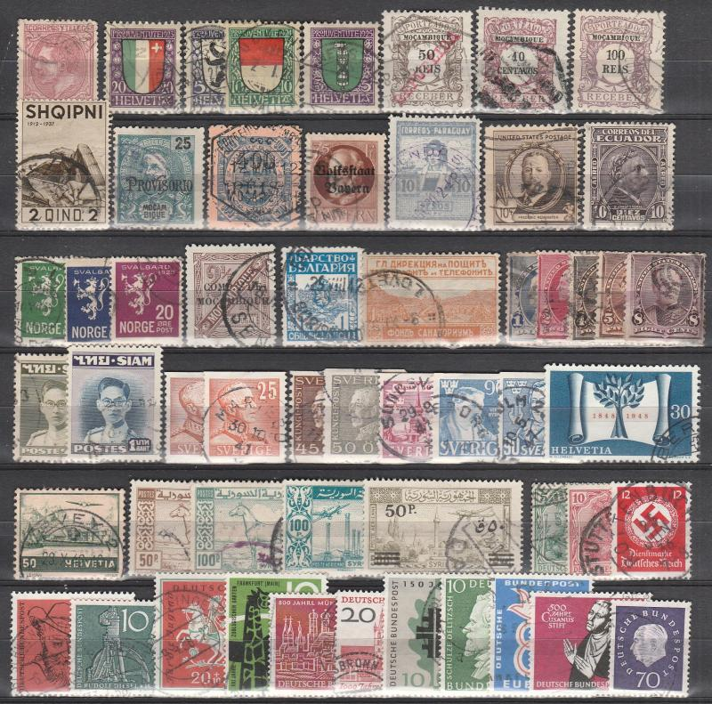 Worldwide  Lot-  Better Used  (A14942)