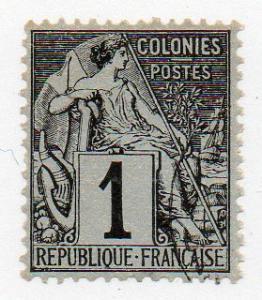 French Colonies Scott  46