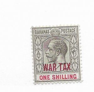 Bahamas #MR8 MH - Stamp