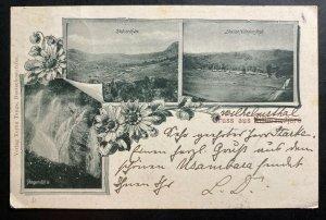 1900 Muhesa German East Africa Postcard Cover to Dortmund Germany