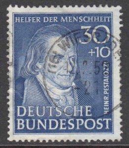 GERMANY B323 CDS VF SOUND $100 SCV
