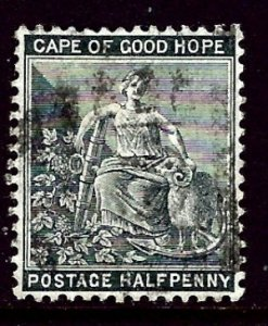 Cape of Good Hope 41 Used 1886 issue    (ap3949)