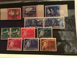 South Africa mounted mint  stamps R21761
