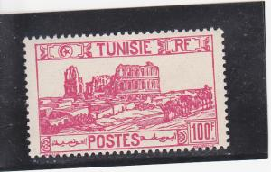 Tunisia  Scott#  113D  MNH